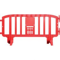 Interlocking Portable Barricades