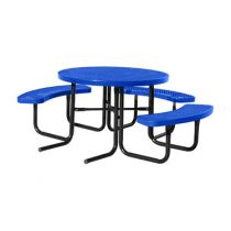 The City™ Series Round ADA Picnic Tables