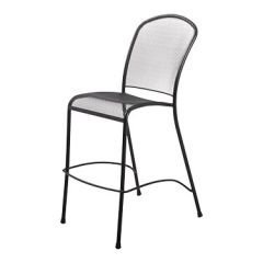 Wyatt Micro Mesh Barstools - Set of 2