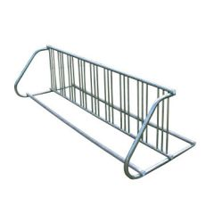 Traditional Galvanized Bike Racks