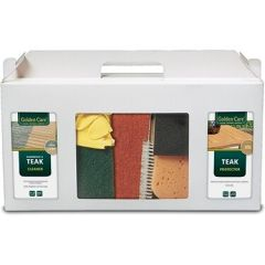 Golden Care Teak 3-In-1 Care Kit