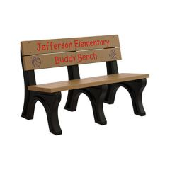 Traditional Buddy Bench