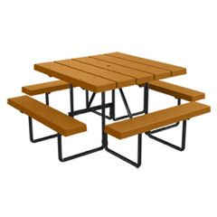 BarcoBoard™ Square Picnic Tables