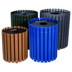 Fairfield Recycling Containers - Single Unit