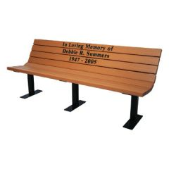 Champion Memorial Benches