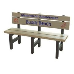 Buddy Bench for Little Buddies