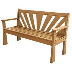 Sunshine Garden Bench