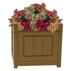 Single Panel Design Planter