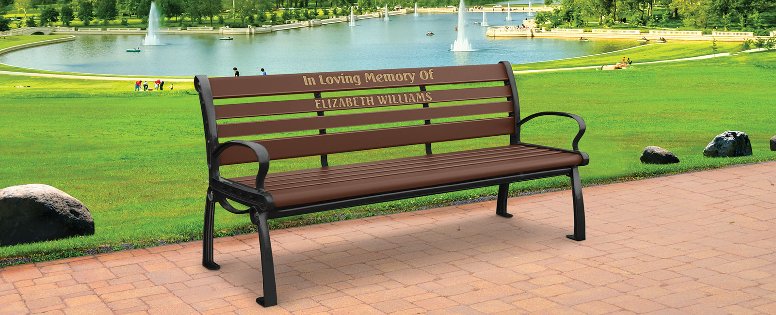 Order your Memorial Bench Today